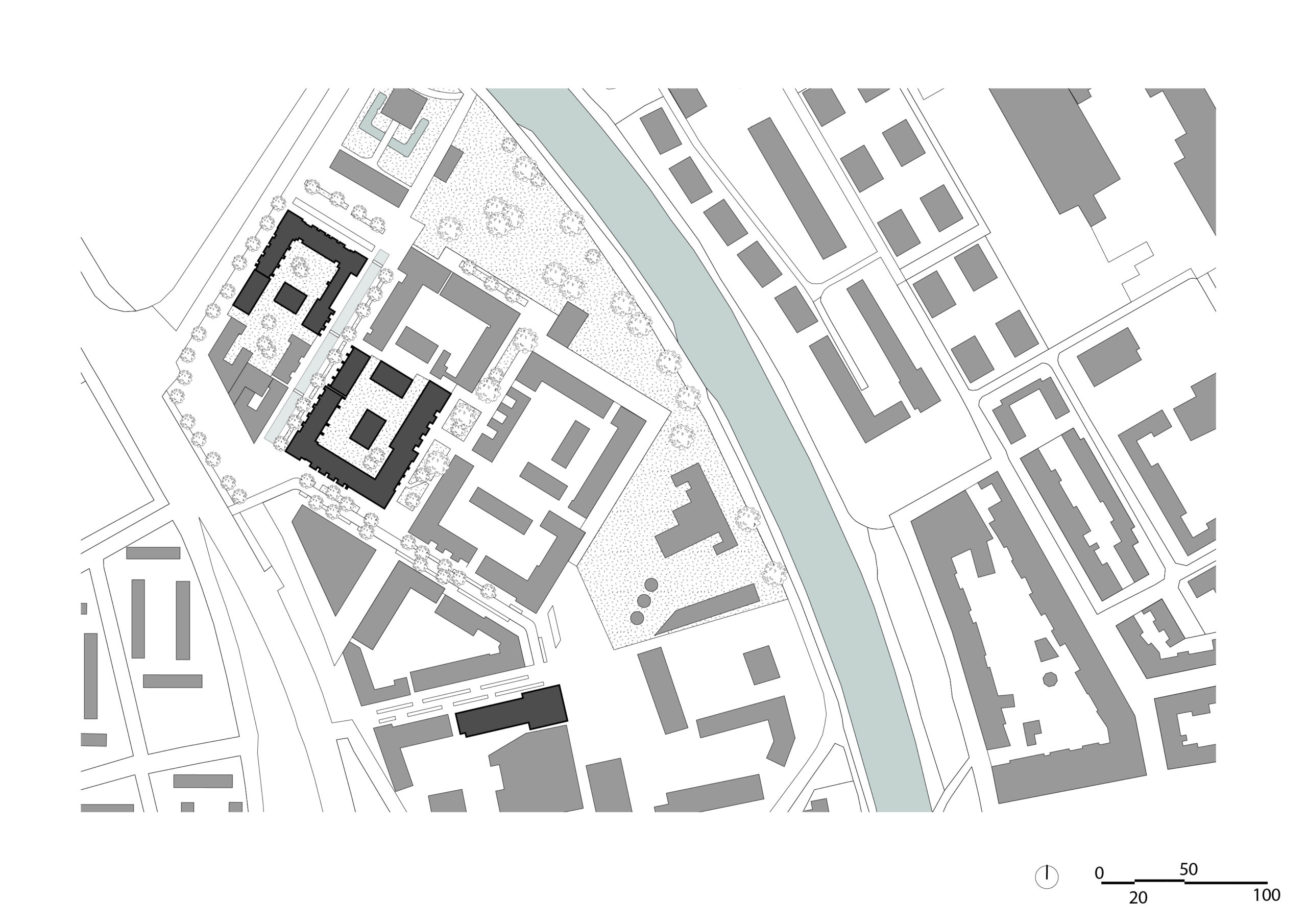 Defensieterrein Utrecht – Situatie