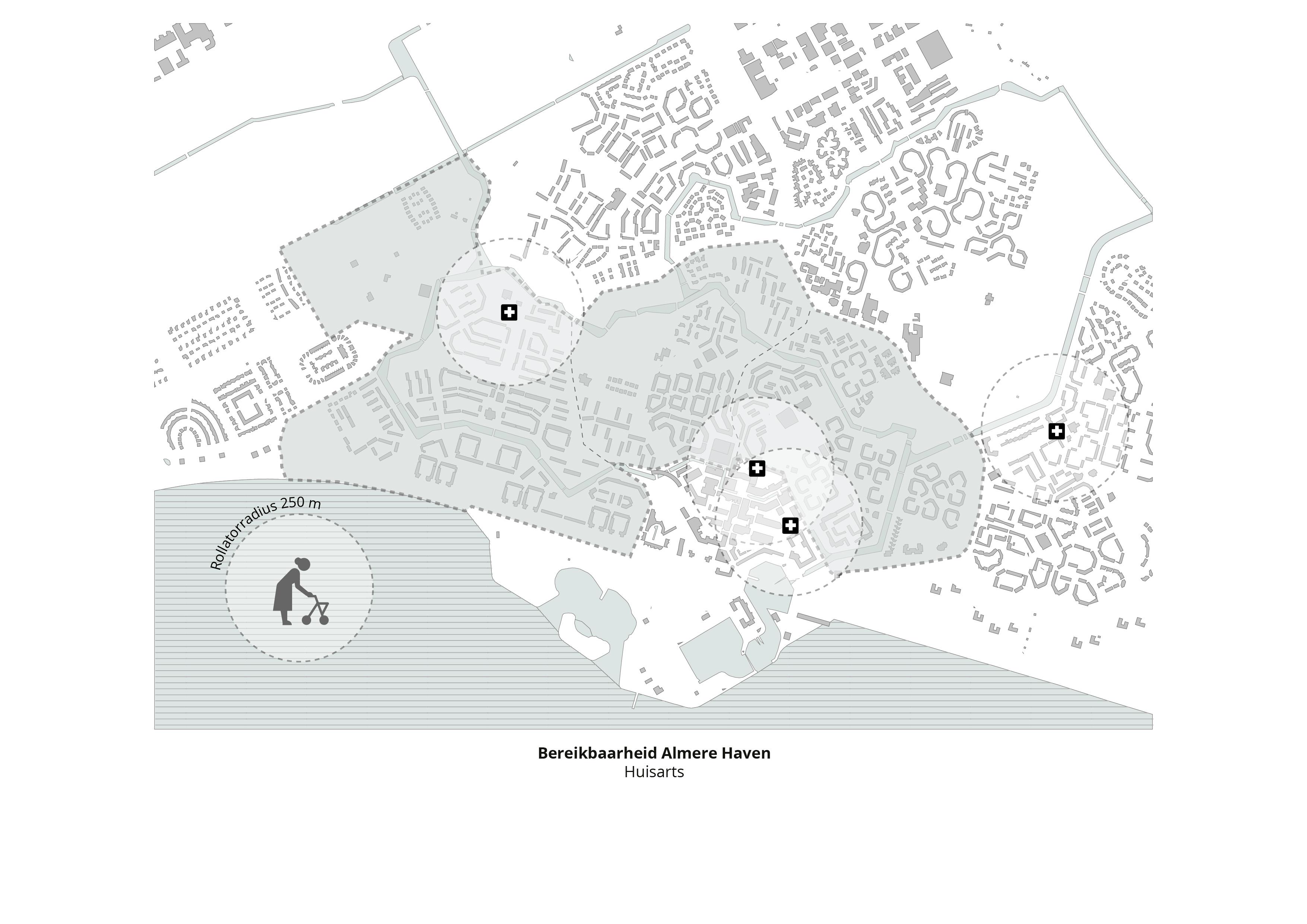Koppelknopen Almere Haven – Huisarts
