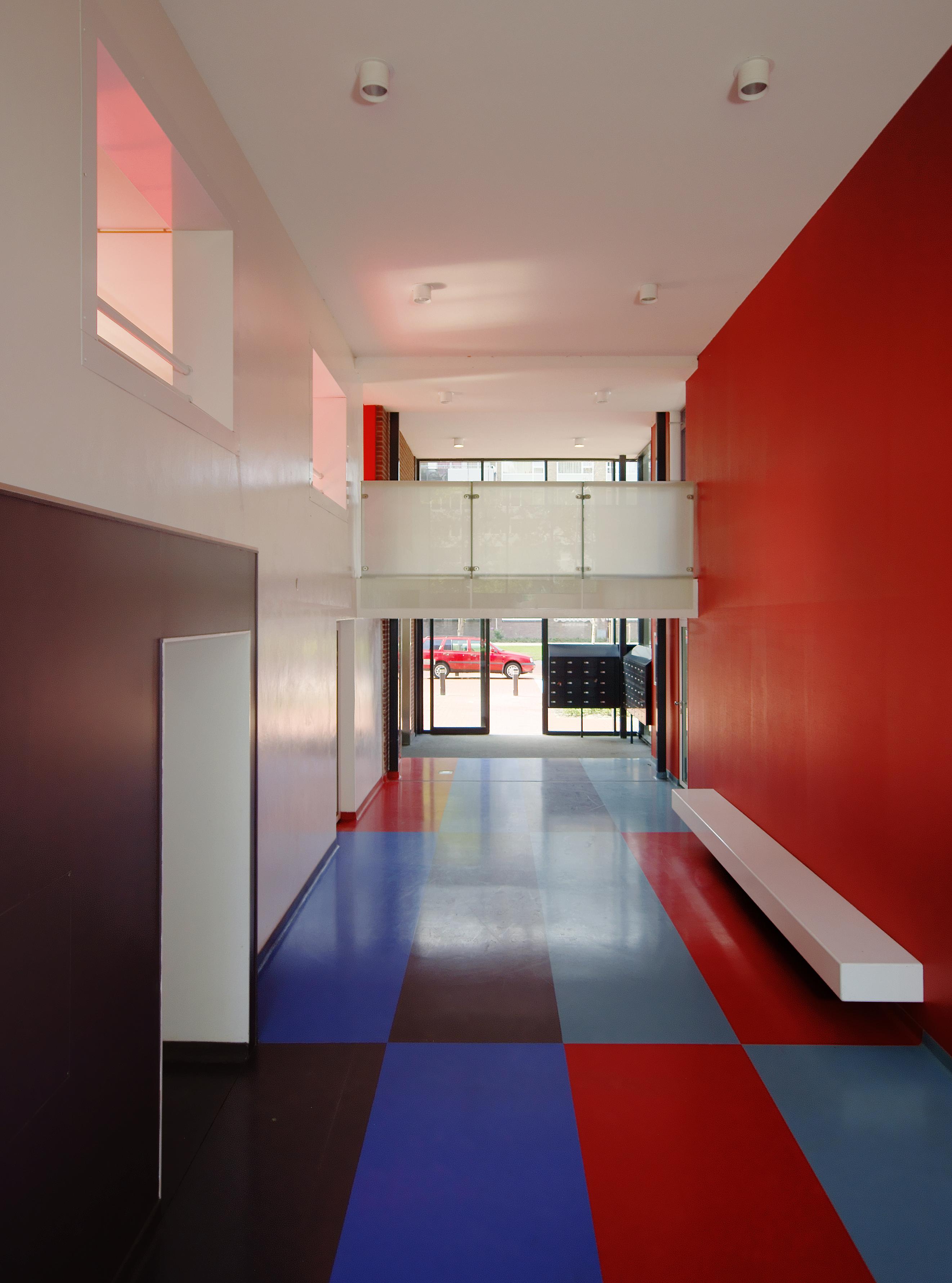 Complex 8 – Interieur