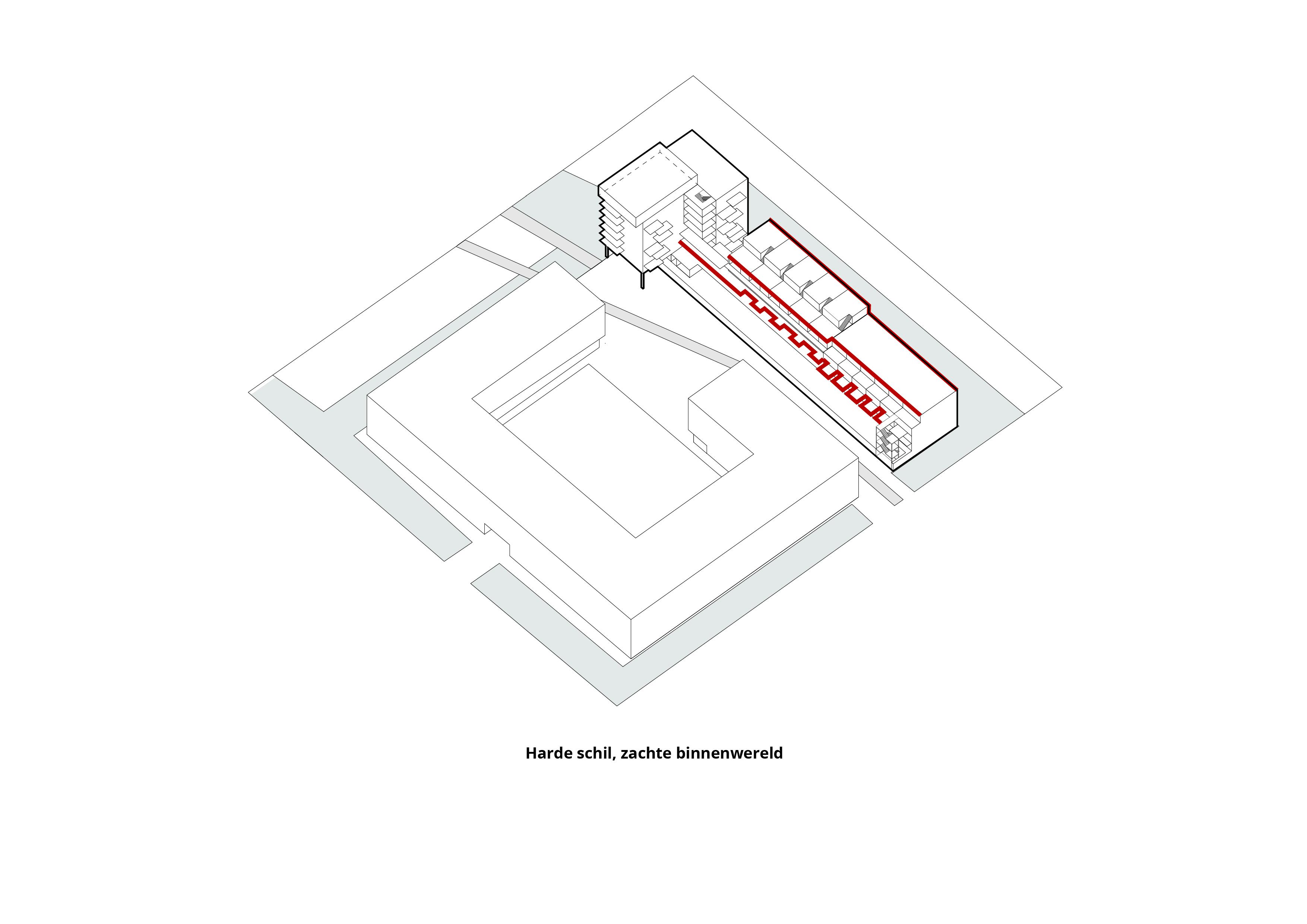 The Family Spoorzone Delft – Harde schil, zachte binnenwereld