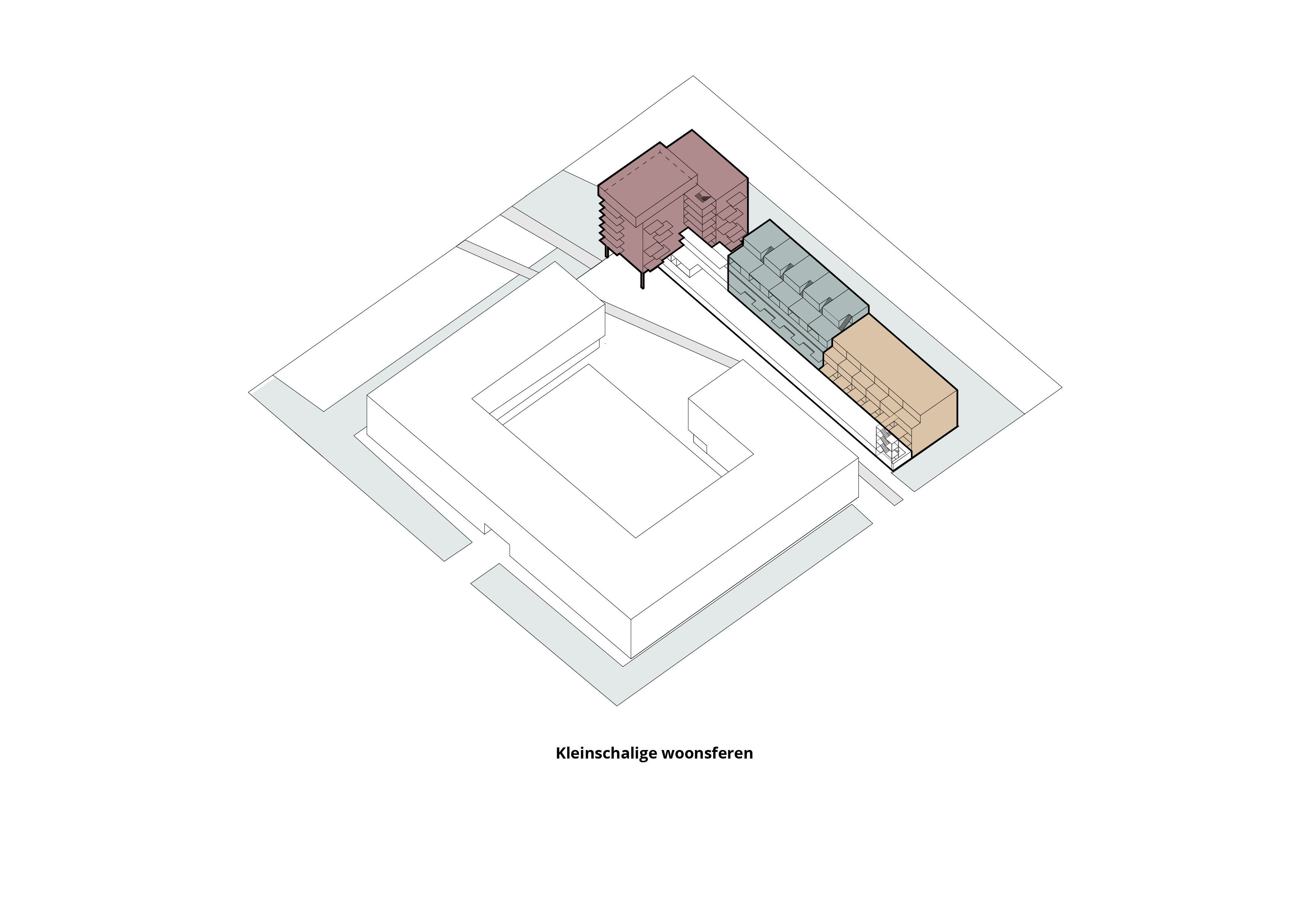 The Family Spoorzone Delft – Kleinschalige woonsferen