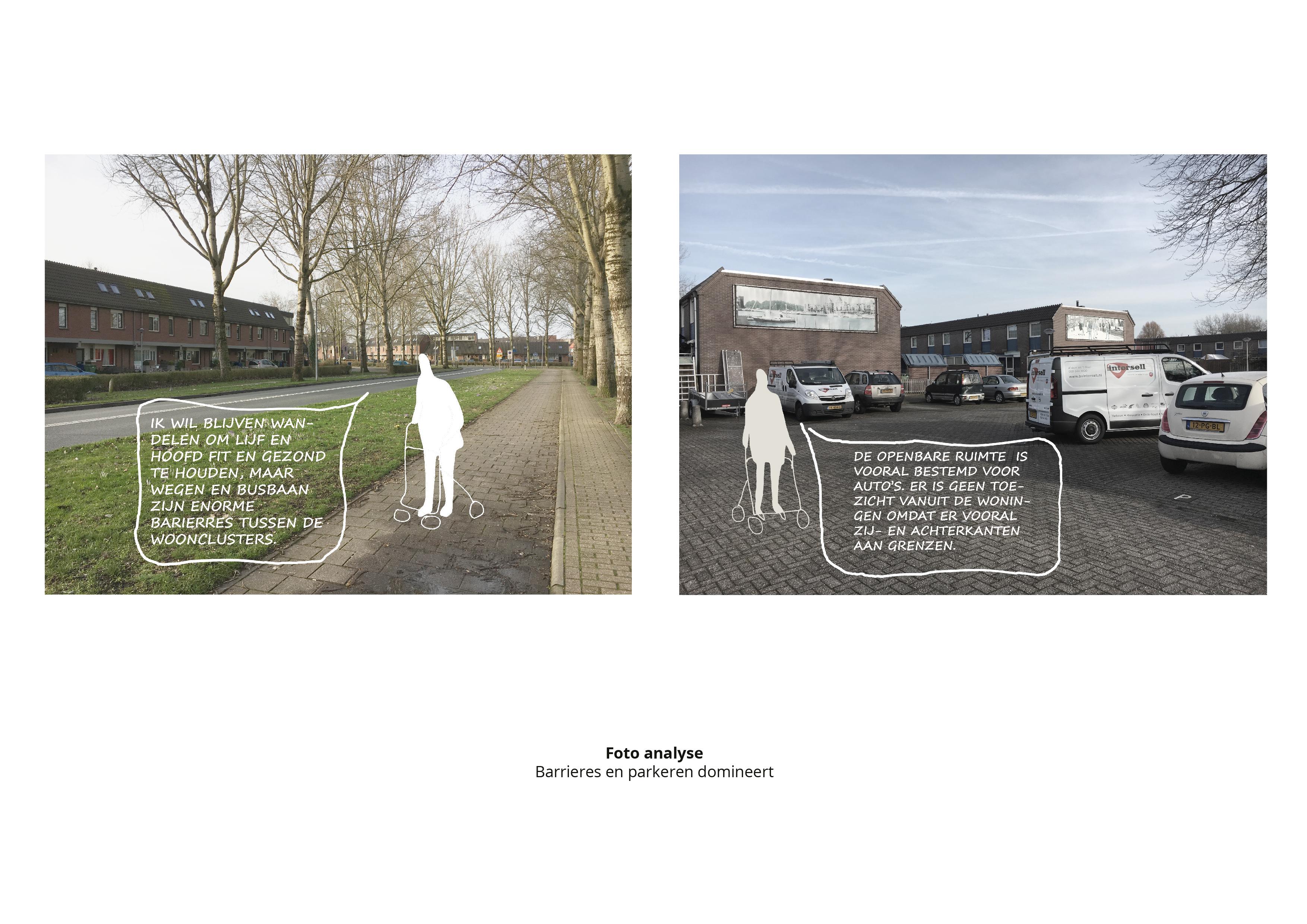 Koppelknopen Almere Haven -Foto analyse