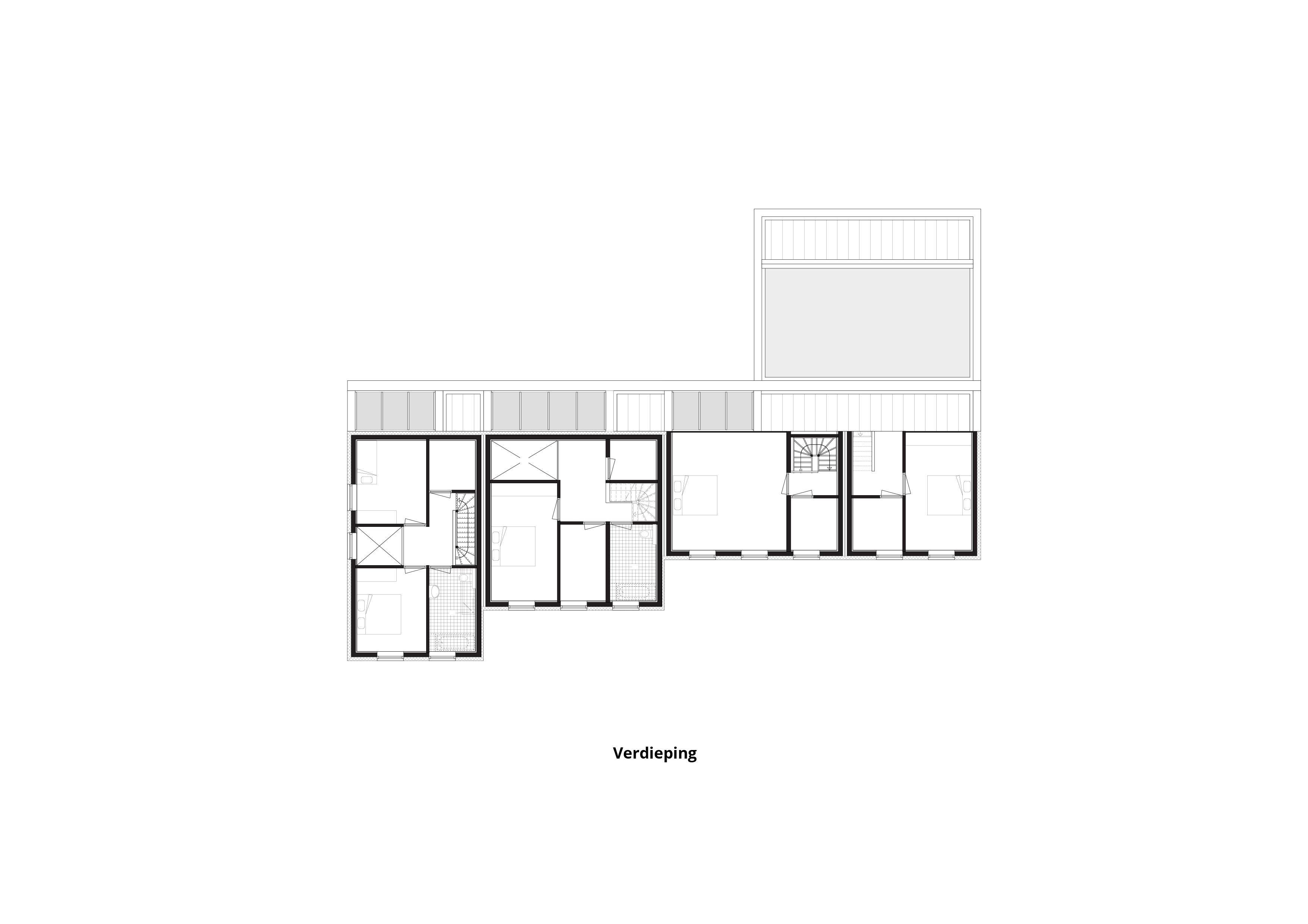 Zouteland – Verdieping