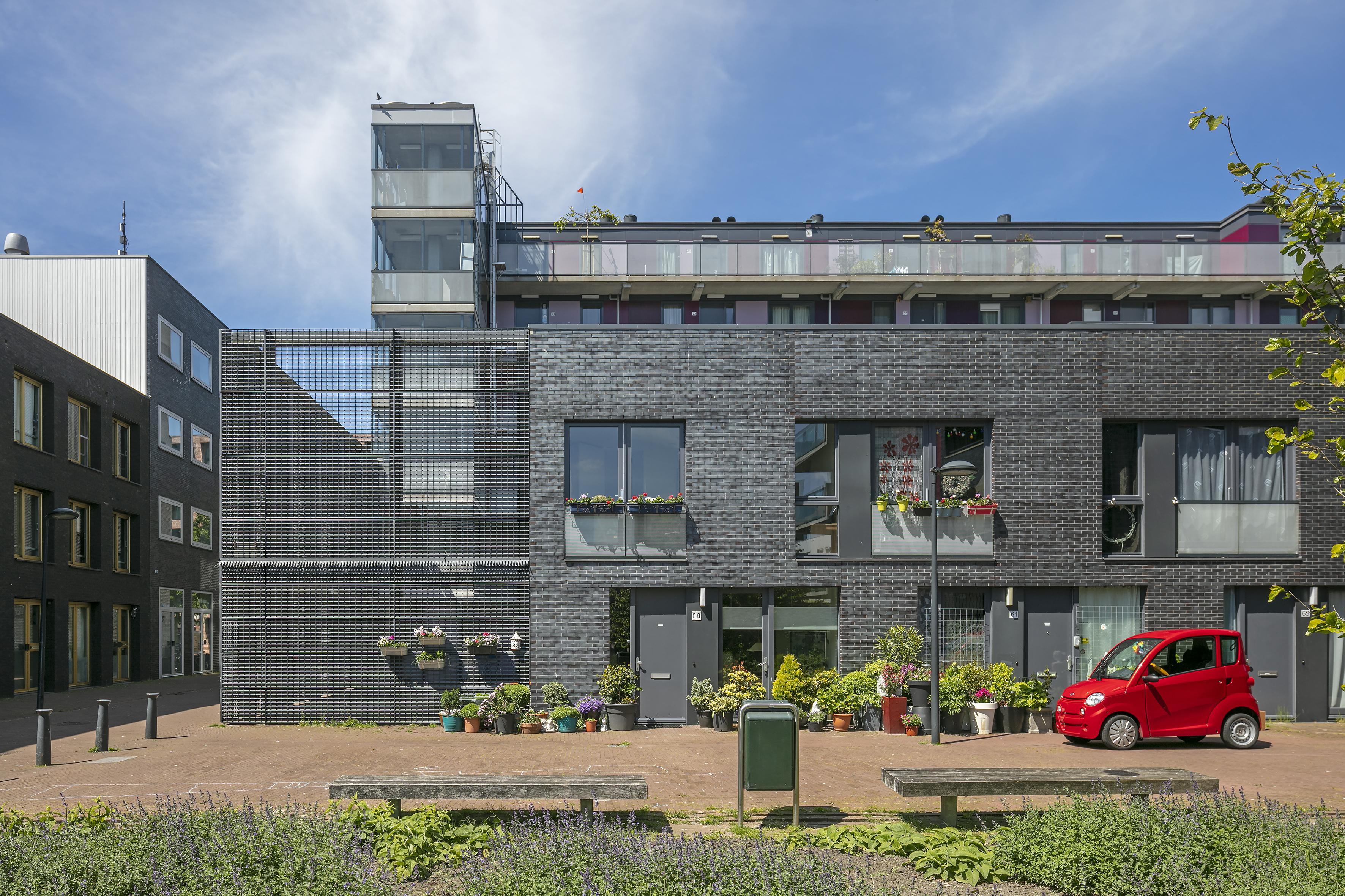 Gelaagd Hof – Haveneiland IJburg